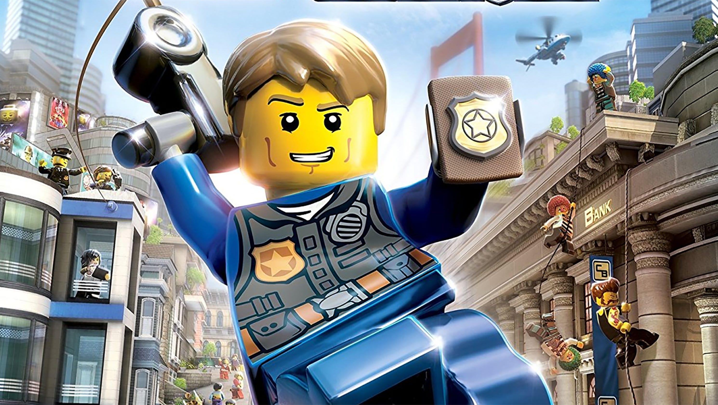 city block lego city undercover 2017 review  technobubble