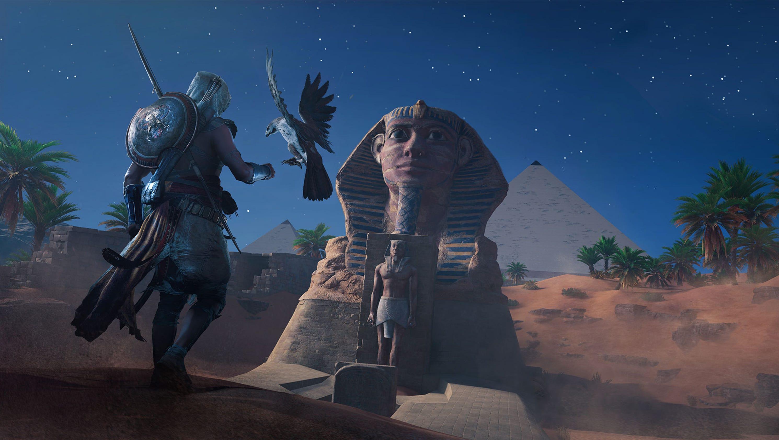 ubisoft excavated ancient egypt - HD1920×1080