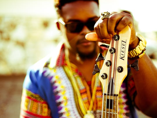 Memphis native Brandon Brown will lead his funk collective during Wednesday's Lyfe is Dope event at the New Daisy.