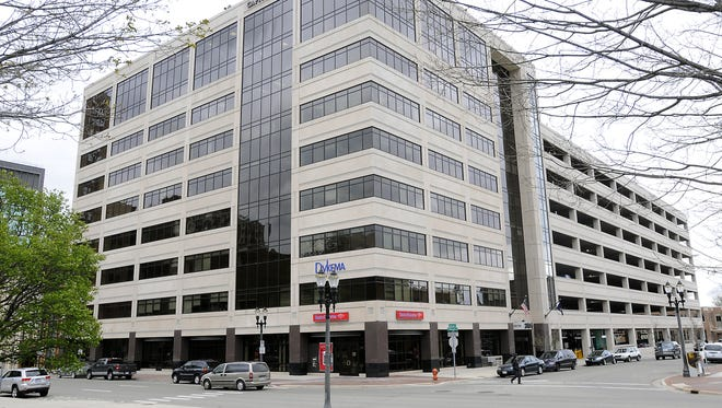 Seventy million dollars in tax-exempt bonds were issued to buy and renovate part of the Capitol View building for offices.