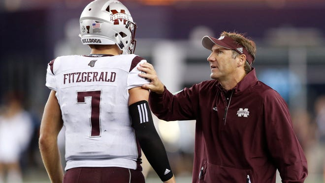 Dan Mullen will use the bye to get Mississippi State healthy and evaluate the personnel.