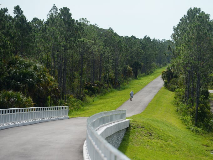 Florida Rails To Trails Map.Tcpalm