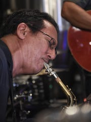 A jazz performance featuring Shannon McManus and Jonathan Glaser, of the Los Angeles-based band, Paluma, is given at the Mermaid Tavern and Grille in Hagåtña on July 2.