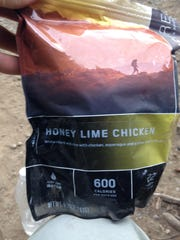 Alpine Aire's Honey Lime Chicken