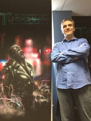 Scott Reschke, CEO of Strength in Numbers Studious, released the video game Tuebor on Steam on Sept. 15.