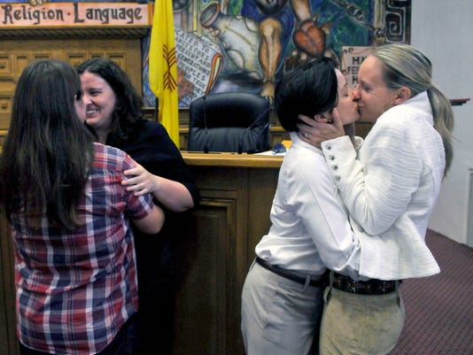Gay Marriage New Mexico