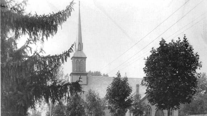 Local historian George Luck will lead a walking tour at 1 p.m. on May 7 of Kingston's two historic churches, Kingston Methodist Church, pictured, and the Kingston Presbyterian Church. Church members will assist in the event, which is sponsored by the churches and the Kingston Historical Society. The tour will start in the cemetery driveway opposite the Methodist Church. Luck will point out the site of Kingston's first church and the graves of some of those who have played significant roles in the life of the church and community. The tour will continue up Main Street two blocks to the Presbyterian Church and into the sanctuary for a brief history. A walk back to the Methodist Church will follow for a short history in its sanctuary, after which refreshments will be served in the church hall. The walk provides a great opportunity to go inside the two churches and learn some of their history and role in the community from their own historians, organizers said. Those driving are encouraged to park in the Methodist Church parking lot on Church Street. For more information, call 609-924-1362 or visit http://khsnj.org/