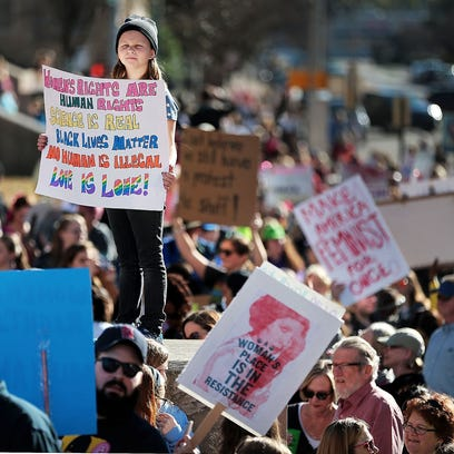 Waters: Mothers, wives, daughters keep marching on