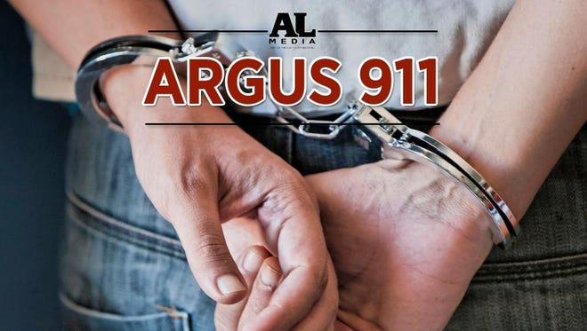Argus 911 arrest tile.