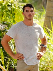 "Knoxville native Michael Yerger appears on the season premiere of ""Survivor: Ghost Island."""