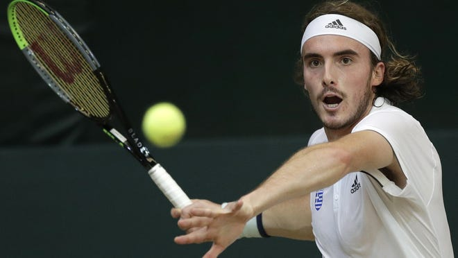 Stefanos Tsitsipas is an emotionally expressive player who appeals to a younger audience, but is also a throwback to a bygone era where players like John McEnroe and Björn Borg wore headbands.