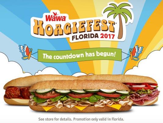 Wawa Hoagiefest