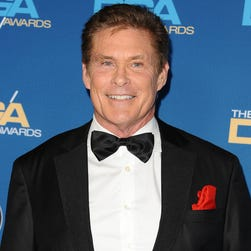 Even David Hasselhoff now has his own cruise