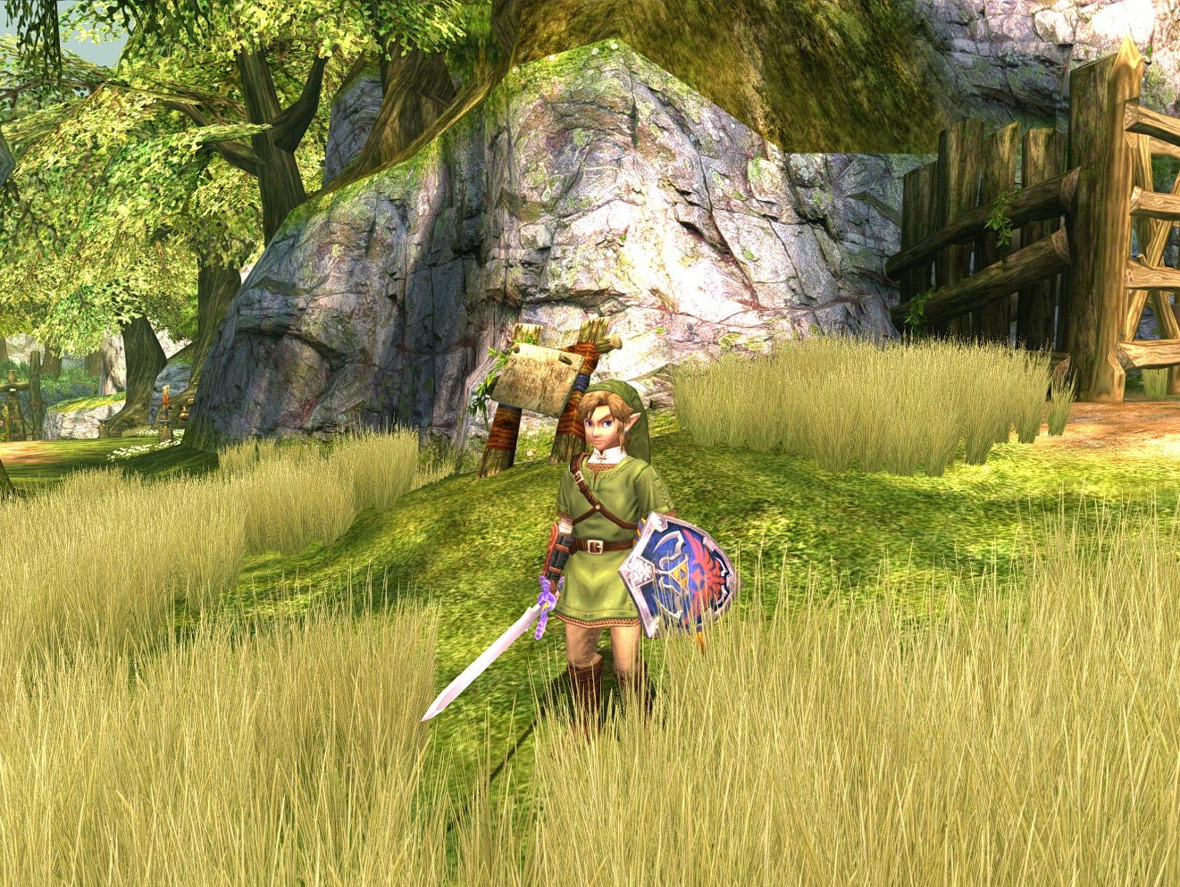 The Legend of Zelda: Twilight Princess HD bundle review   Technobubble