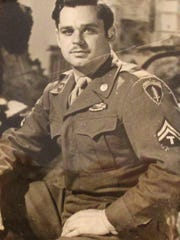 Stanley Stockwell was drafted in August 1944, just