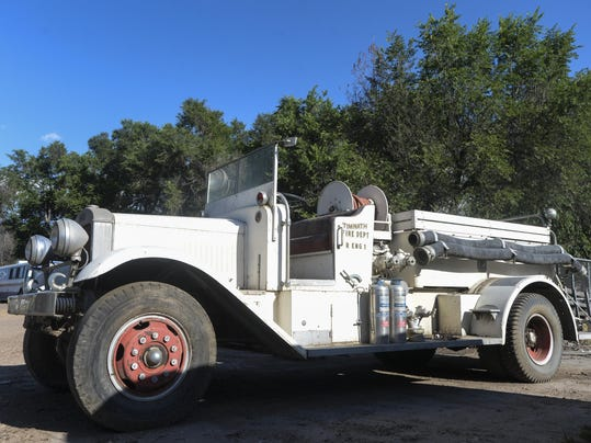 Piece Of Fort Collins Firefighting History Coming Home