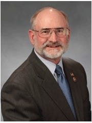 Sen. Brian Munzlinger, R-Williamstown
