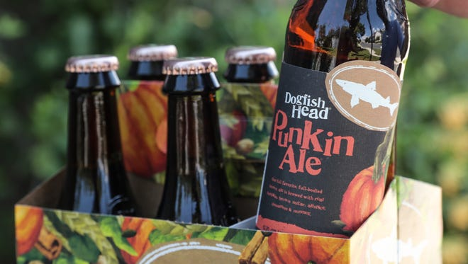 After 23 years in a four-pack, Dogfish Head's seasonal Punkin Ale recently graduated to a six-pack for the first time.