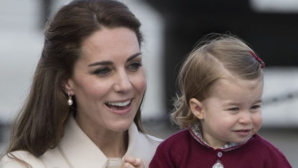 Princess Charlotte Elizabeth Diana is one of the most famous people named Charlotte.