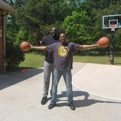The York man who taught Shaq how to play
