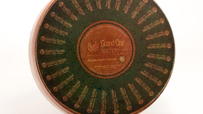Grand Cru Surchoix, made by Emmi Roth USA in Monroe, was the grand champ in the most recent World Championship Cheese Contest.