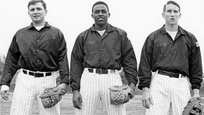 Fifty years ago, Stephen Martin Sr., became the first black to play any sport for an SEC school when he played baseball for Tulane, an original SEC member.