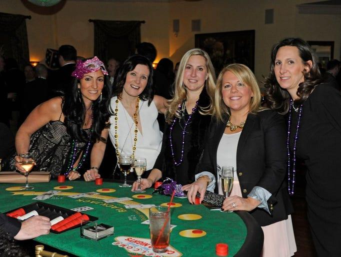 Tracey Stead, Helen Constabile, Leslie Spina, Jill