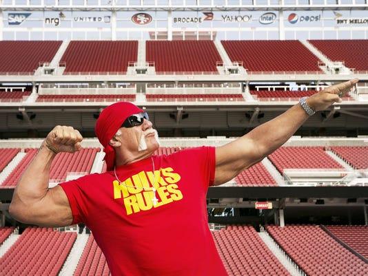 How Hulk Hogan's baseball dreams got crushed