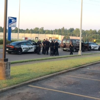 A man led police on an early morning car chase.