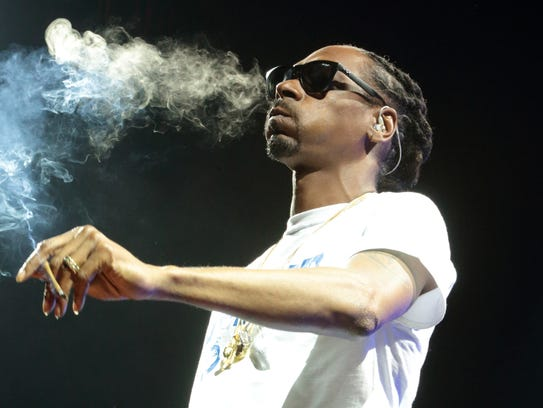The real Snoop Dogg performs April 28 at Ascend Amphitheater