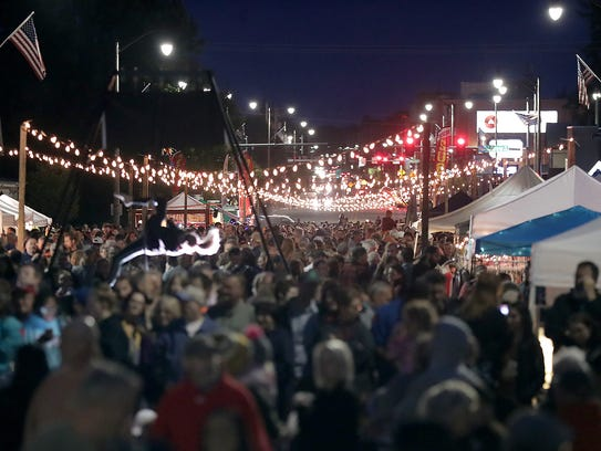 The Bazaar After Dark Night Market Wednesday, September