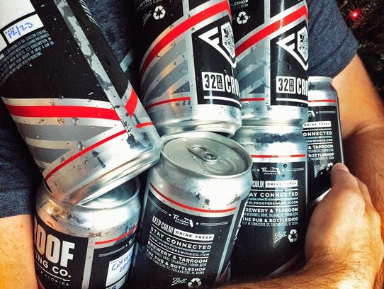 Crowlers from Proof Brewing