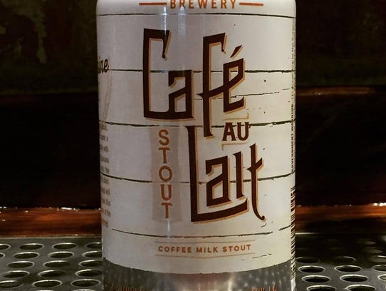 Cafe au Lait stout should hit shelves soon