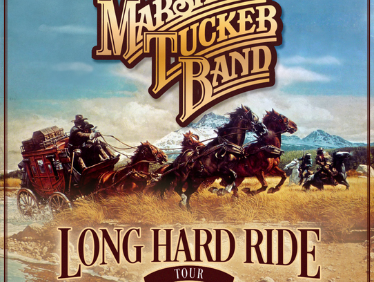 The Marshall Tucker Band 45th Anniversary Tour Logo