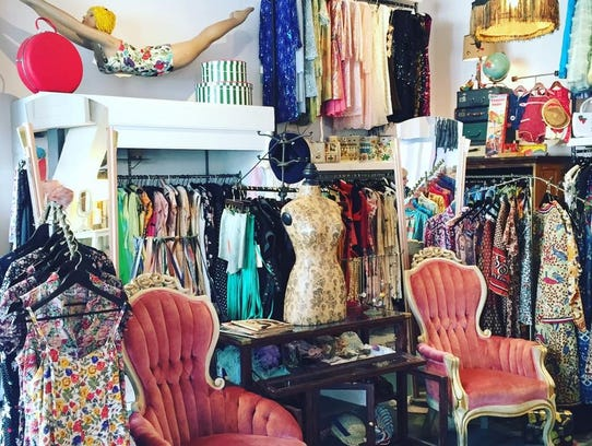 Inside Another Man's Treasure Vintage Store in Jersey