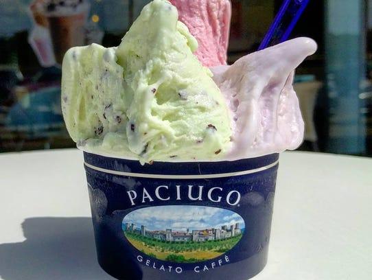In addition to gelato, Paciugo Shreveport will also