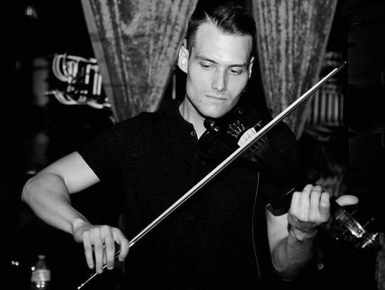 Violinist, Chad Head
