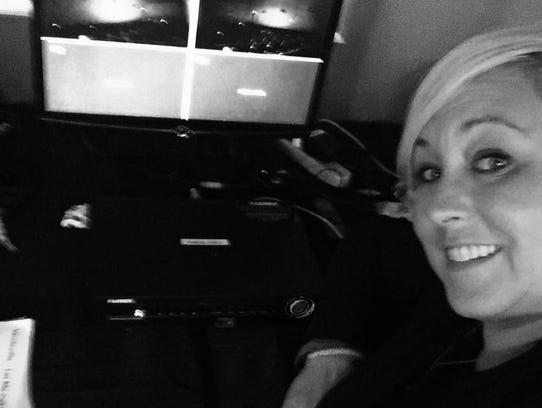 Jen Main, co-founder of the Portal Paranormal Society,