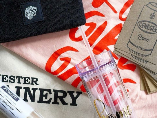 Rochester Brainery is hosting an online giveaway with local business items.