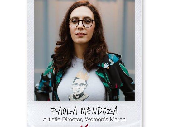 Paola Mendoza. Image courtesy of Flyover Fest.
