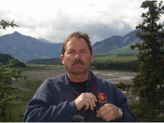 Brett Schwanbeck, 61, of Bullhead City, Ariz., was
