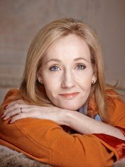 J.K. Rowling credit DEBRA HURFORD BROWN