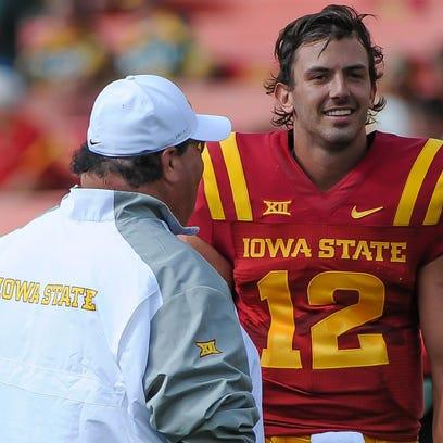 NCAA Football: North Dakota State at Iowa State