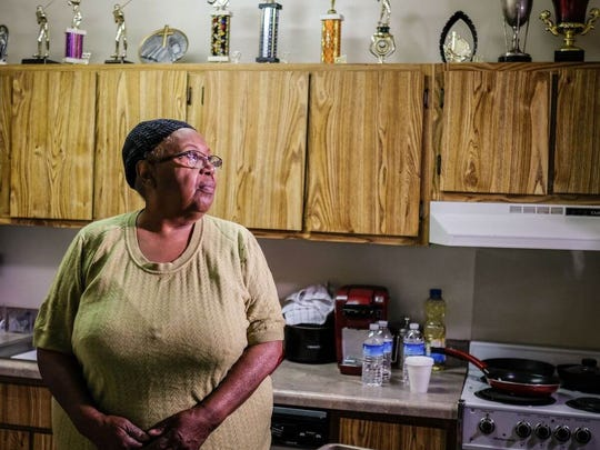 Margo Thompson lost her husband of 45 years in a police
