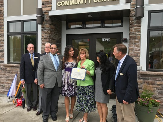 West Milford's new library and community center opened