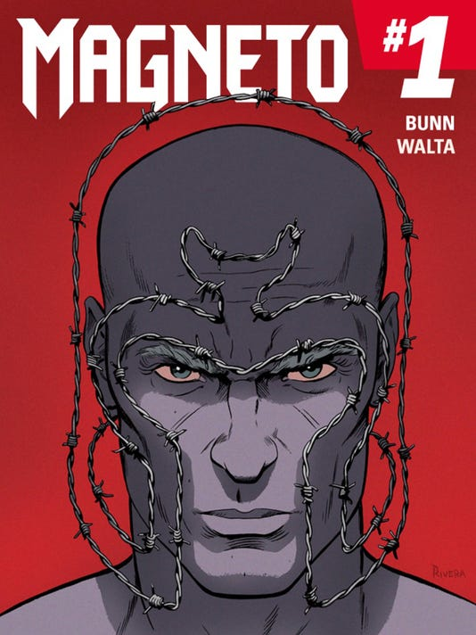 Magneto cover