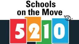 Schools on the Move Video Challenge