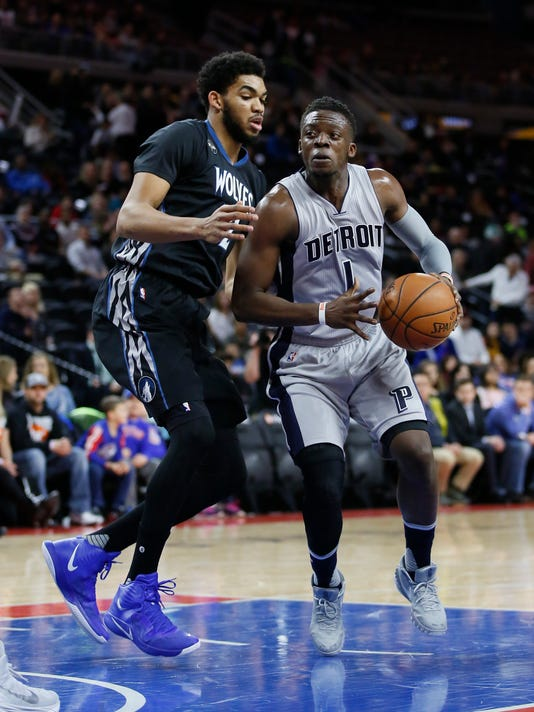 Karl-Anthony Towns, Reggie Jackson