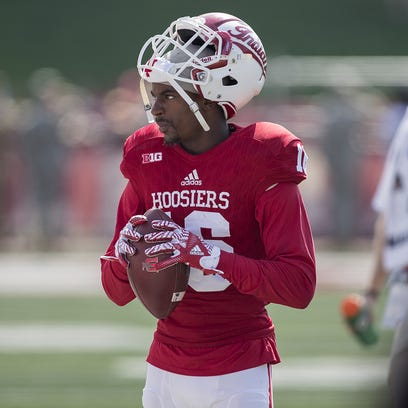 IU's Rashard Fant unsure on NFL decision yet