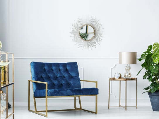 A glam home allows you to enjoy the finer things in